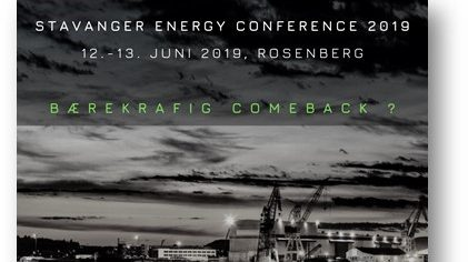 RA Norway til Stavanger Energy Conference