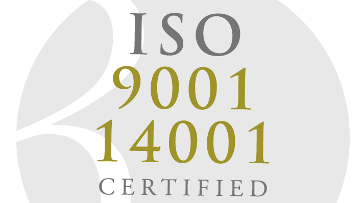 RA Norway is ISO certified
